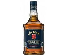 Виски Jim Beam Double Oak 43% 0.7л