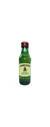 Виски Jameson (Джемисон) 40% 0,05л