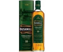 Виски Bushmills Single Malt 10 yo 0,7л