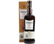 Виски Дьюарс 12 летний в подарочной коробке 0,7л
