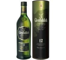 Виски Glenfiddich 12 лет выдержки 0,5л