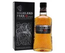 Виски Highland Park 18 лет 0,7л