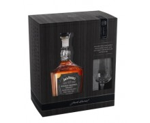 Виски Jack Daniel's Single Barrel с бокалом для дегустации 45% 0,7л