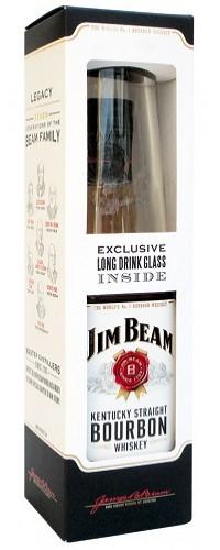Виски Jim Beam (Джим Бим) 0.7л