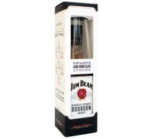 Виски Jim Beam 0,7л + бокал