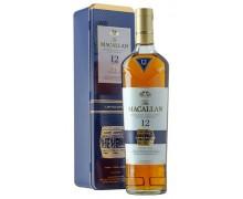 Виски Macallan Fine Oak 12 лет в мет. коробке 0,7л