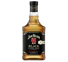 Виски Jim Beam Black Extra Aged 43% 0.7л (5060045586810)