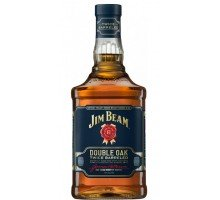 Виски Jim Beam Double Oak 43% 0.7л (5060045585912)