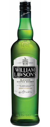 Виски William Lawson's 0,5л