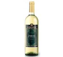Вино біле сухе Trebbiano D'Abruzzo D.O.C. 0.75л (8004300668641)