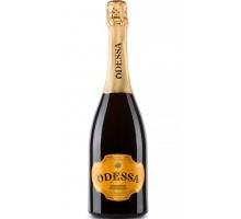 Вино игристое Одесса мускатное белое 0,75л