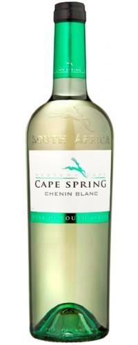 Вино Cape Spring Chenin Blanc белое сухое 0.75 л