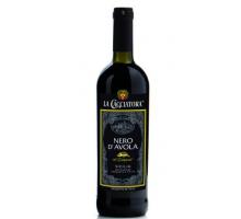 Вино красное сухое Nero D'Avola I.G.T. 0.75л (8004300699645)