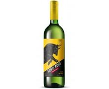 Вино белое сухое TORO ROJO 0,75л