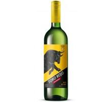 Вино белое сухое TORO ROJO 1,5л
