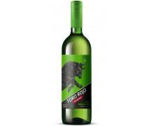 Вино белое полусладкое TORO ROJO 0,75л