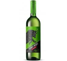 Вино белое полусладкое TORO ROJO 1,5л