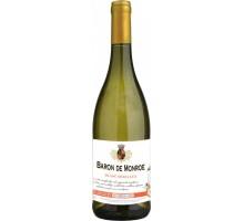 Вино Baron de Monroe белое полусладкое 0,75л