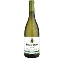 Вино Baron de Monroe белое сухое 0,75л