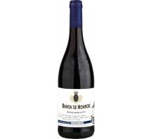 Вино Baron de Monroe красное полусладкое 0,75л