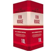 Вино красное сухое Cuvee Pierre Vincent Vin Rouge бег 10л