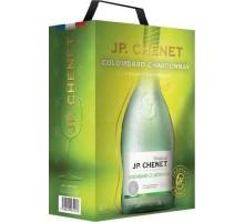 Вино белое сухое JP Chenet Colombard-Chardonnay бег 1,5 л