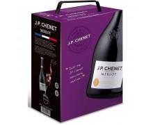 Вино красное сухое JP Chenet Merlot бег 5 л