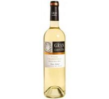 Вино белое полусладкое Gran Castillo Viura-Chardonnay 0,75л
