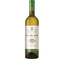 """Вино белое полусладкое Палавани(Palavani) """"Алазанская долина"""""""