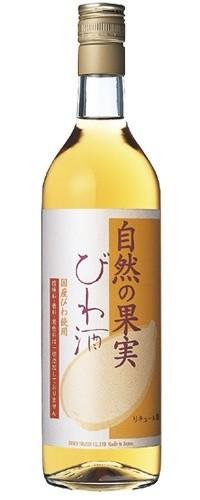Вино белое сладкое Godo Biwa (Шумшула) 0,72л