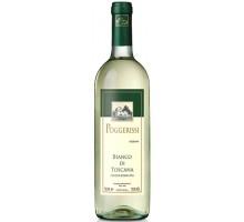 Вино белое сухое Renzo Masi Poggerissi Bianco Di Toskana 0,75л
