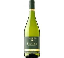 Вино белое сухое Torres Fransola 0,75л