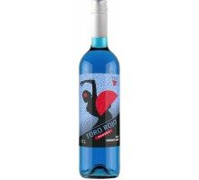 Вино голубое полусухое TORO ROJO 0,75л