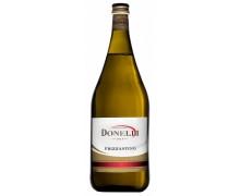 Вино игристое Donelli Frizzantino Bianco Amabile белое полусладкое 1.5 л