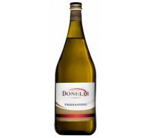 Вино игристое Италия Donelli Frizzantino Bianco Amabile белое полусладкое 7,5% 1.5 л