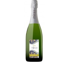 Вино игристое Cava Mirame белое полусухое 0,75л