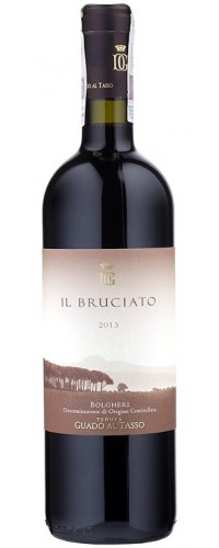 Вино красное сухое Antinori IL Bruciato Bolgheri 0,75л