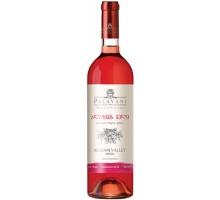 """Вино розовое полусладкое Палавани(Palavani) """"Алазанская долина"""""""