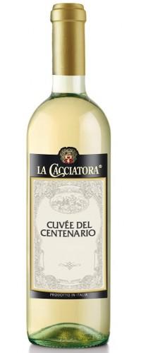 Вино белое полусладкое BIANCO CUVEE DEL CENTENARIO 0,75л