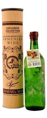 Вино Старый Иджеван (Ijevan) 1991 коллекционное ликерное белое