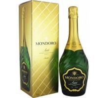 Вино игристое Asti Mondoro 0,75л в коробке