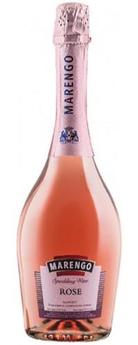 Вино игристое Marengo Rose розовое полусладкое 0.75 л