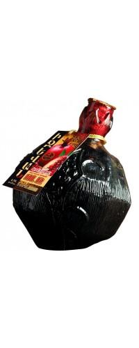 Вино красное полусладкое jevan (Иджеван) Гранат сувенирная бутылка