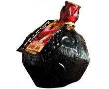 Вино плодовое красное полусладкое Ijevan (Иджеван) Гранат сувенирная бутылка 0,75л