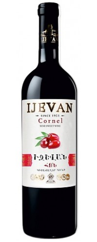 Вино красное полусладкое jevan (Иджеван) Кизил