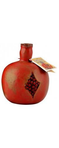 Вино красное полусладкое jevan (Иджеван) Гранат Керамика