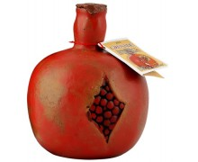 Вино плодовое красное полусладкое Ijevan (Иджеван) Гранат Керамика 0,75л