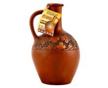 Вино красное сухое Ijevan (Иджеван) Тнакан керамика кувшин с ручкой 0,75л