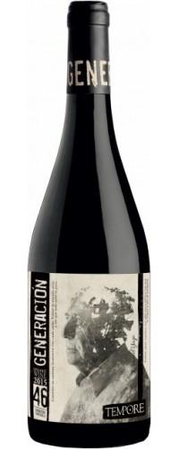 Вино органическое красное сухое Tempore Generacion 46 0,75л