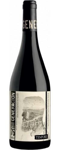 Вино органическое красное сухое Tempore Generacion 76 0,75л